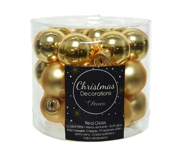 Mini Christbaumkugeln.Yolochnye Ukrasheniya 24 Christbaumkugeln Glas 25mm Spiegelbeeren Weihnachtskugeln Kugeln Mini 2cm 3cm
