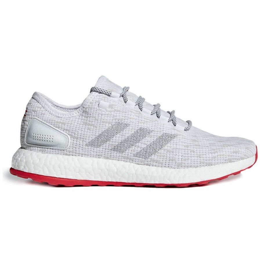 Adidas PUREBOOST LTD Running shoes CM8333 White Grey SZ 4-13