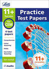 11+ Practice Test Papers (Get started) for the CEM tests inc. Audio Download (Letts 11+ Success) by Letts 11+ (Paperback, 2017)