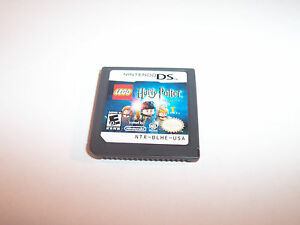 Lego-Harry-Potter-Years-1-4-Nintendo-DS-Lite-DSi-XL-3DS-2DS-Game