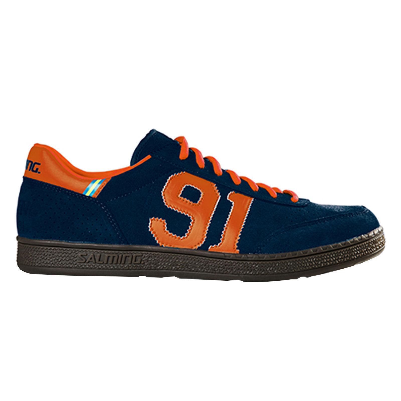 SALMING NINETYONE scarpe 91 91 91 41 42 NUOVO  pallamano scarpe da ginnastica spezial portiere 7b095d