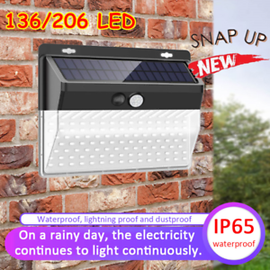 HOT-136-206LED-Solar-Powered-PIR-Motion-Sensor-Light-Security-Flood-Lamp-Garden