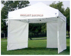 New Z Shade Ez Up 10 Commercial Canopy Shelter Fair Tent