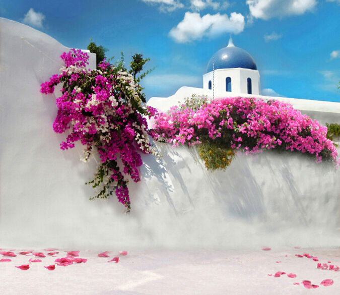 3D Clouds Flouwers 05 Wall Paper Wall Print Decal Decal Decal Wall AJ WALLPAPER CA 9f39af