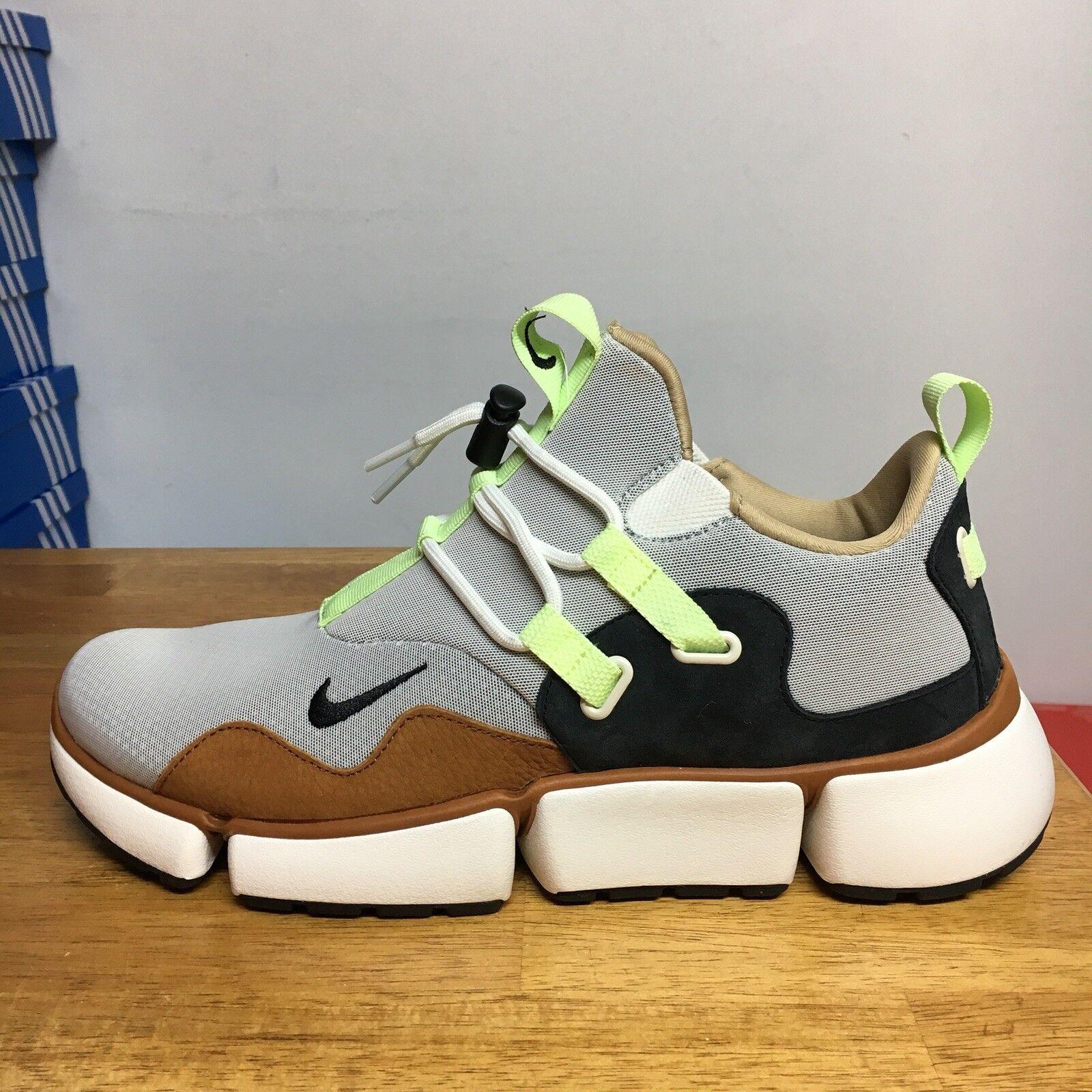 Mens Nike NikeLab Pocketknife DM 910571-201 Tawny/Black Brand New Size 9.5