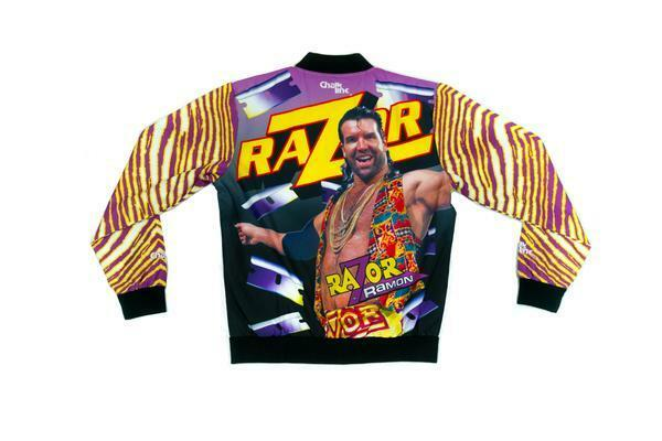 WWE Razor Ramon WWE FANIMATION JACKET
