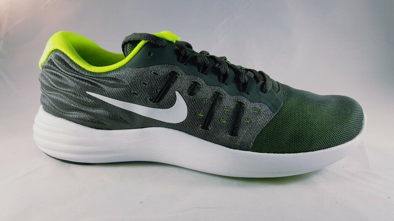Nike Lunarstelos Men's Running Shoes 844591 011 Comfortable Wild casual shoes