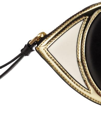 en Porte Guinness noir Eye monnaie Lulu or Bnwt xIqBwI7
