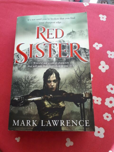 Book of the Ancestor: Red sister by Mark Lawrence (Paperback / softback)