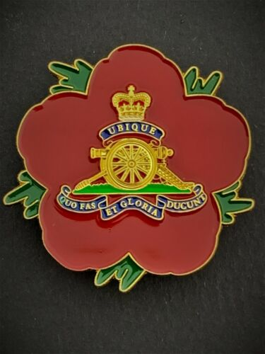 P2 Royal Artillery Remembrance Flower