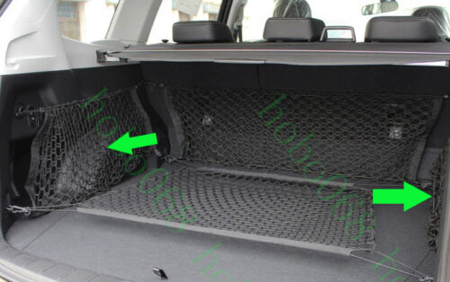 2xFor Subaru Impreza 2012-18 Wagon XV Crosstrek Rear Side Trunk Cargo Organizer