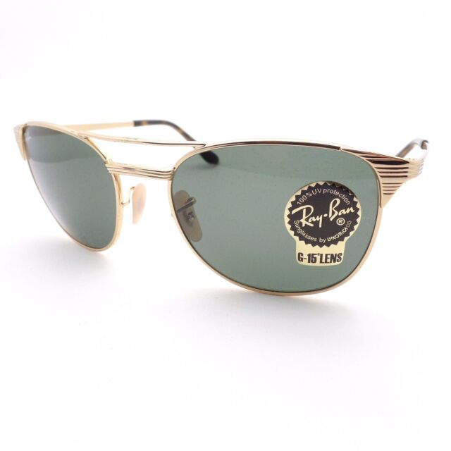 Ray-Ban Rb3429m 001 Signet Gold Frame Green Classic 58mm Lens ...