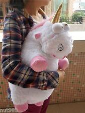 PELUCHE 45Cm CATTIVISSIMO ME UNICORNO DI AGNES Unicorn 2 Plush Despicable Fluffy