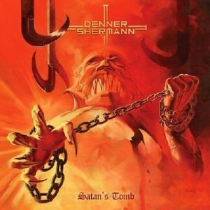 DENNER-SHERMANN-SATAN-039-S-TOMB-CD-NEUF