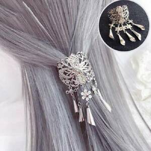 Women-039-s-Flower-Hair-Clips-Pins-Slide-Ponytail-Hair-Claw-Party-Barrette