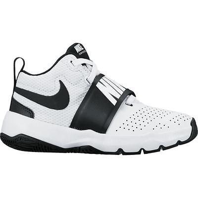 Nike Team Hustle D8 Basket Bimbo 881942 100
