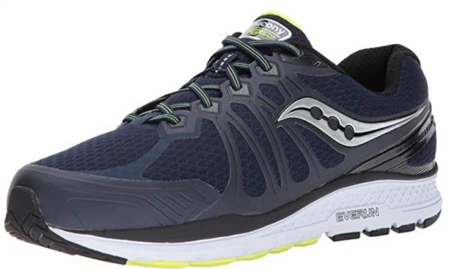 Saucony Men's Comfort Extra Wide Neutral Running Shoes Echelon V6 Cheap