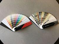 Benjamin Moore Color Preview Twin Fandeck Sealed