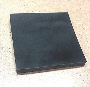 """Neoprene Rubber Sheet Solid Strip 1//2/""""Thk x 1-3//4/"""" W x 12-Foot L 60 Duro Std"""