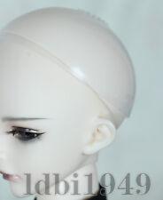 (5pcs) 1/4 BJD Head Silicone Wig Cap 7-8 inch MSD Dollfie DOD AOD Wig Cap