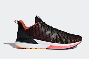 Questar Nouvelles Uk Eu Adidas Chaussures De 3 Orange Course 2 Et Tnd 7 40 Hommes Noir m0wNnv8O