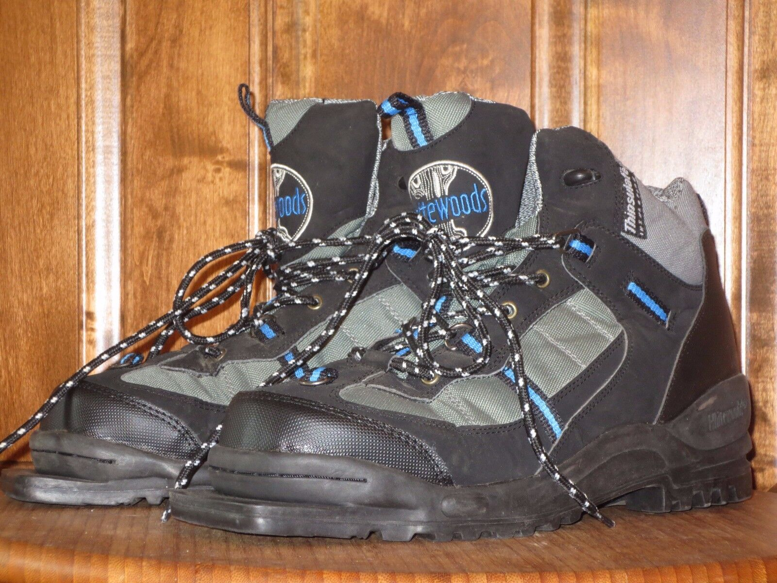 WHITEWOODS CROSS COUNTRY BOOTS SIZE 14, Nordic 3 pin