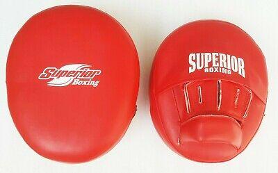 Boxing Punch mitt soft type punching air FocusPad Muay Thai Inspired by winning