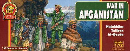 Ultima Ratio 1//72 War in Afghanistan Mujahidin/'s Taliban Al-Qaeda #001