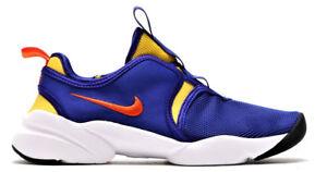 énorme réduction d5c96 5e964 Détails sur Chaussures Hommes Bleu Femme/Jaune Nike Baskets Loden Les Femme  bleu/jaune