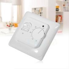 16A 3600W Mécanique Thermostat Manuel Pour Système de Chauffage électrique