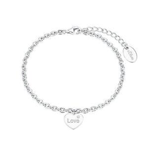 s-Oliver-Armband-fuer-Damen-mit-Herzanhaenger-aus-Silber-925-laengenverstellbar