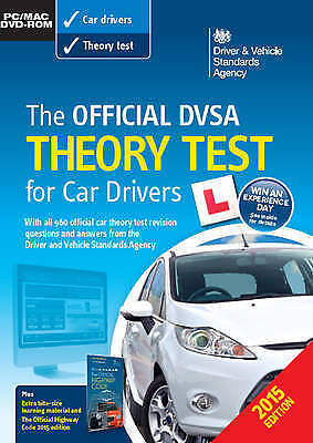 The Official DVSA Theory Test for Car Drivers: 2015 by Driving Standards Agency…