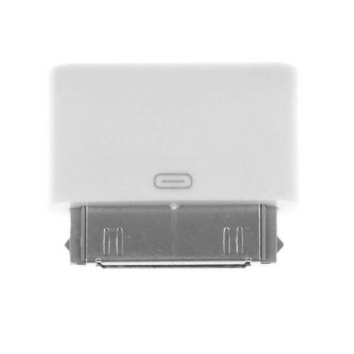 8pin Female To 30pin Male Adapter Converter For iPhone4 4S iPad2 3 iPad Touch3 4