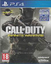 Call of Duty: Infinite Warfare w/ Terminal Map [PlayStation 4 PS4, Region Free]