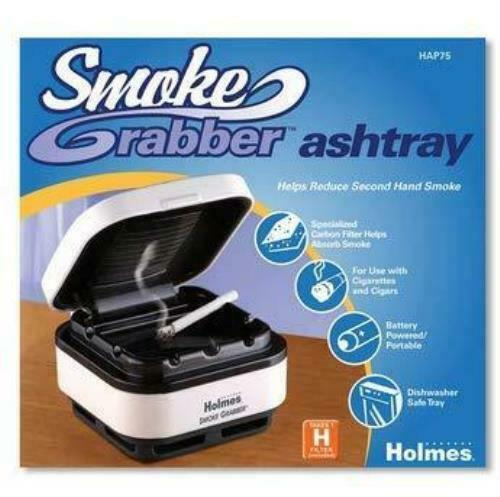 Holmes HAP75-UC2 Smoke Grabber Ashtray New