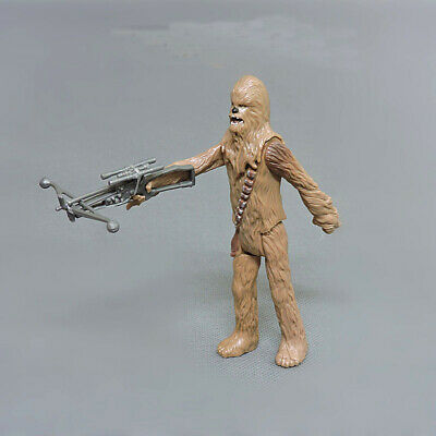 """3.75/"""" Star Wars Series  rare Action  Figure  with light sword Toy"""