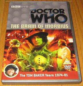 Doctor-Who-DVD-The-Brain-of-Morbius-Excellent-Condition