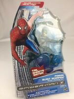 Spider-man 3 Poison Blast Scorpion With Water Shooting Tail