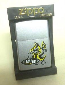 Flame Rite Floyd Zippo Lighter | eBay