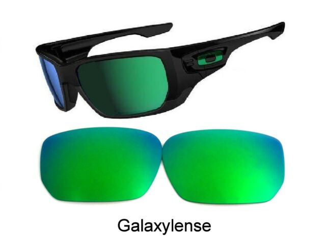 0c5417c44b Galaxy Replacement Lenses Fit Oakley Style Switch Sunglasses Green Polarized