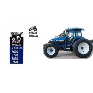 New-Holland-8670-8770-8870-8970-Tractor-Repair-Service-Manual-CD