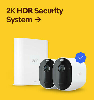 2K HDR Security System