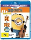 Despicable Me / Despicable Me 2 / Minions (Blu-ray, 2015, 6-Disc Set)