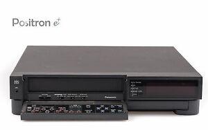 Panasonic-nv-j45-vhs-videorecorder-con-FB-Servicio-1-ANO-DE-GARANT-A