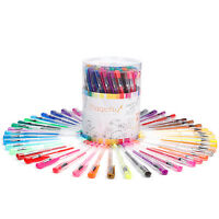 72 Pcs Magicfly Gel Ink Rollerball Pens Writing For Children Us Stock