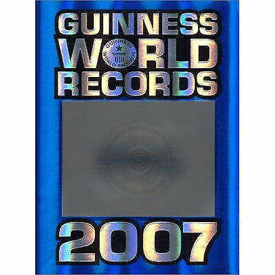 Guinness World Records: 2007 by Guinness World Records Limited (Hardback, 2006)