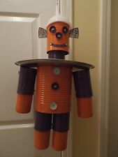 Clemson Tin Can Robot