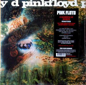 Pink-Floyd-A-Saucerful-Of-Secrets-LP-Album-RE-RM-Vinyl-Schallplatte-175001
