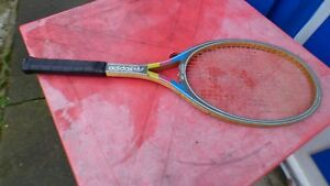 2855ba290e Image is loading tennis-racket-Adidas-Nastase-Club-vintage