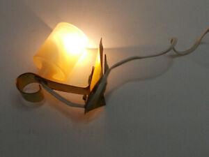 Mur De Lumière De Maison De Poupées Vis En Ampoule Vintage No Plug éclairage Electrics-afficher Le Titre D'origine Et Aide à La Digestion